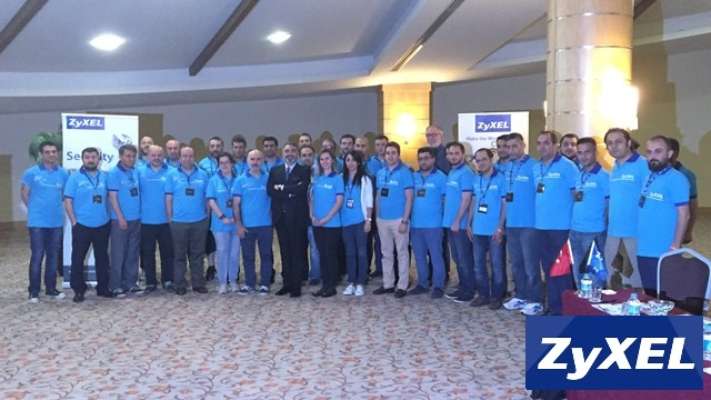 06 Mayıs 2016 - ZyXEL Antalya Bayi Toplantısı