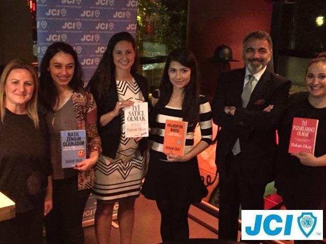 09 Ekim 2015 - Junior Chamber International – Genç Liderler ve Girişimciler Derneği