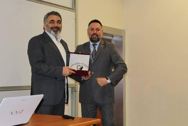 02 Mart 2015 - İstanbul Kültür Üniversitesi - Yard. Doç. Dr. Vokan Ekin ile birlikte