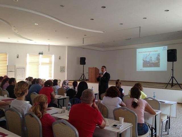 07 Eylül 2013 - İMA - Ekoteks Eğitimi