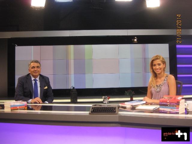 21 Ağustos 2014 - Artı 1 TV Konuşanlar Kulübü Programı