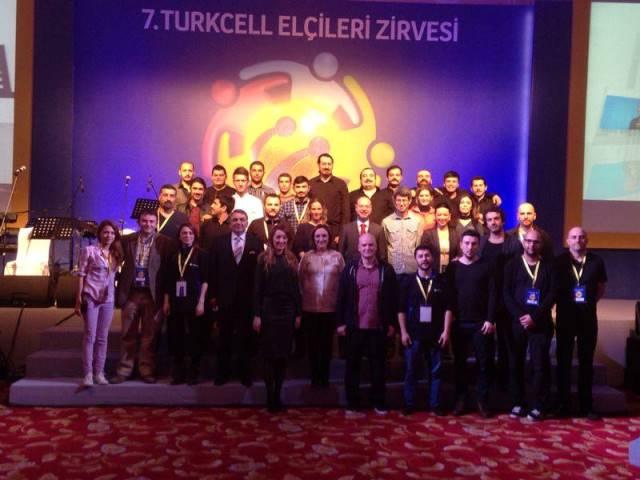 09 Şubat 2014 - 7.Turkcell Elçileri Zirvesi - Antalya