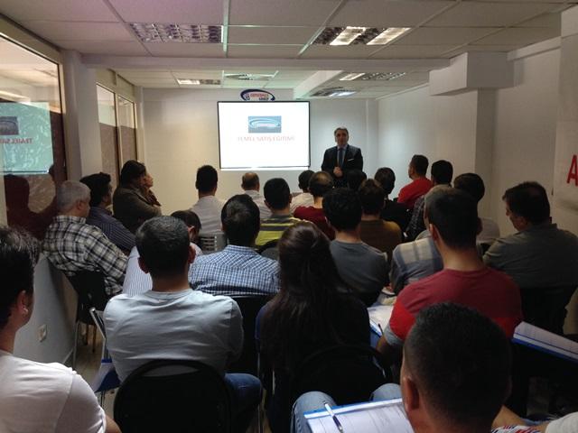 28 Eylül 2013 - Arpacıoğlu Eğitimi