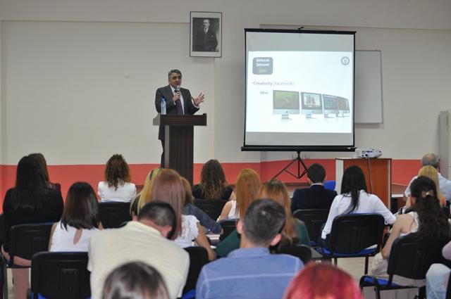 11 Mayıs 2013 - Adnan Menderes Üniversitesi Bozdoğan M.Y.O. Seminer