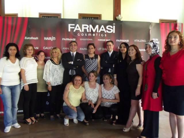 02 Ekim 2013 - Farmasi Marmaris Toplantısı