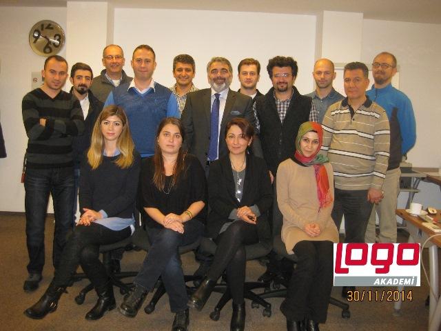 """29-30 Kasım 2014 Logo Akademi """"Temel ve İleri Satış Teknikleri Eğitimi"""""""