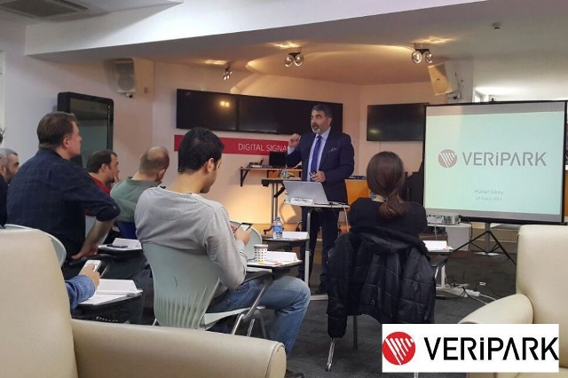14 Kasım 2014 - Veripark Eğitimi - Ekip ve Müşteri Yönetimi Eğitimi
