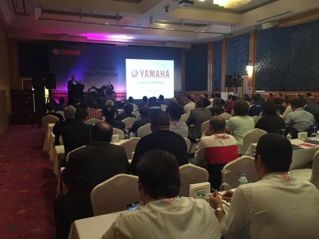 31 Ocak 2015 - YAMAHA Bayi Toplantısı - Satış Eğitimi - Kıbrıs