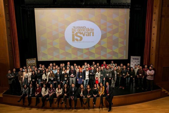 """11 Şubat 2016 – TÜSİAD – Koç Üniversitesi – """"Bu Gençlikte İş Var"""" Eğitim Kampı"""