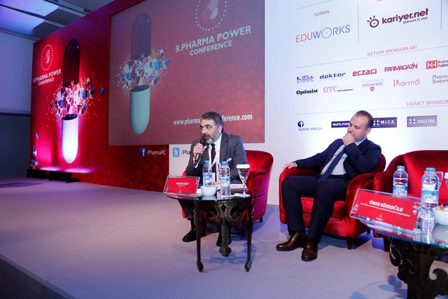 19 Şubat 2015 - 9.Pharma Power Conference
