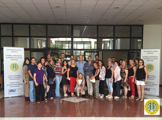25 Ağustos 2015 - İstanbul Üniversitesi - Uygulamalı Girişimcilik Sertifika Programı