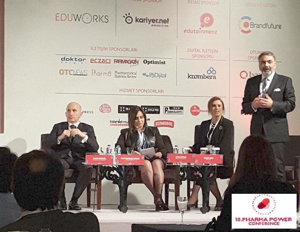 25 Şubat 2016 - Eduworks 10. Pharma Power Conference