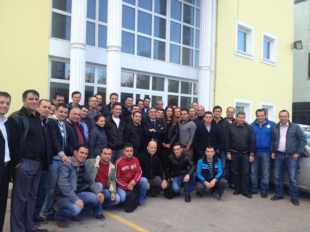 05 Ekim 2013 - Arpacıoğlu Anadolu Yakası - Temel Satış Eğitimi