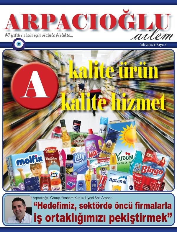 Arpacıoğlu Dergisi 1