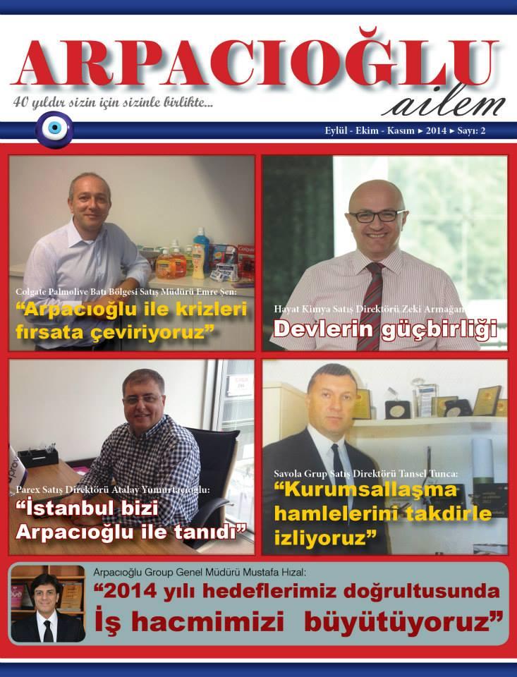 Arpacıoğlu Dergisi Sayı 2