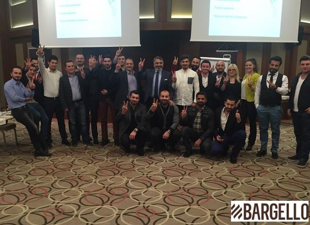 20-21 Nisan 2015 - Bargello - Uzman Satış Teknikleri Eğitimi - Bursa
