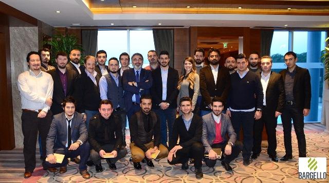 20-21 Ocak 2015 - Bargello - Temel ve İleri Satış Teknikleri Eğitimi