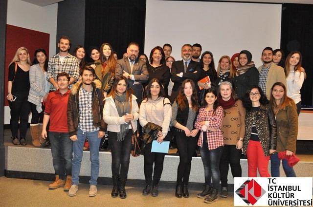 11 Aralık 2015 – T.C. İstanbul Kültür Üniversitesi – İletişim Sanatları Bölümü – Marka Saati