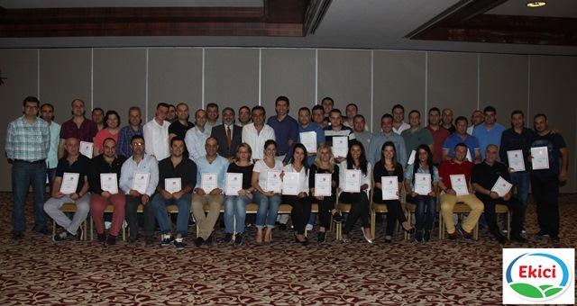 """18 Ekim 2014 - Ekici Antalya """"İleri Satış Eğitimi"""""""