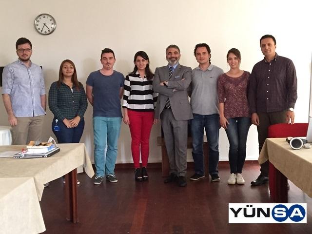 25-26 Haziran 2015 - YÜNSA - Müşteri İlişkileri Yönetimi Eğitimi