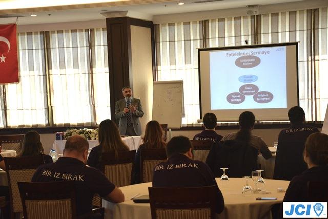 06 Aralık 2015 – Uluslararası Genç Liderler ve Girişimciler Derneği (JCI) – Türkiye Akademisi