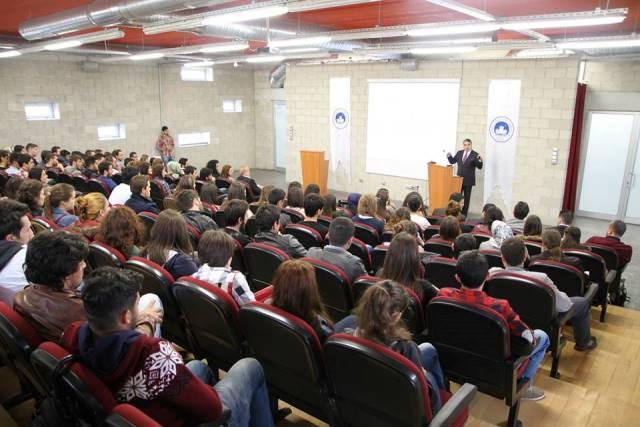 24 Nisan 2014 - Kırklareli Üniversitesi Lüleburgaz Meslek Yüksek Okulu