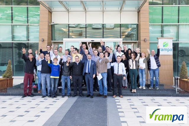 02 Mayıs 2015 - Rampa Gıda - Temel Satış Teknikleri Eğitimi - Ankara