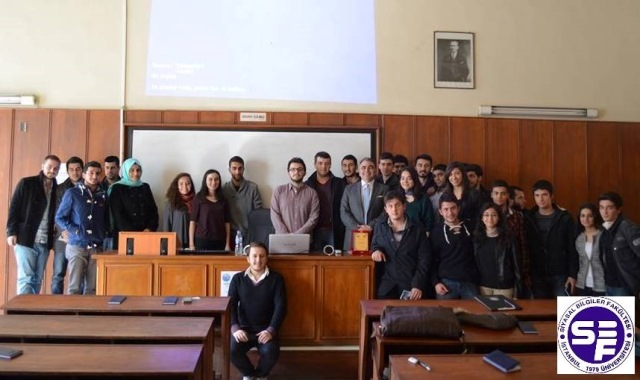"""13 Mart 2014 - İstanbul Üniversitesi Siyasal Bilimler Fakültesi """"Postmodern Pazarlama"""""""