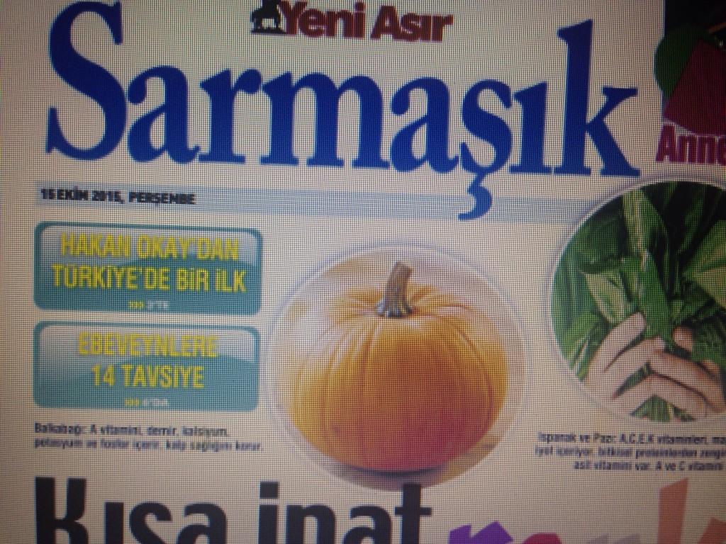 Yeni Asır Gazetesi - Sarmaşık eki 1